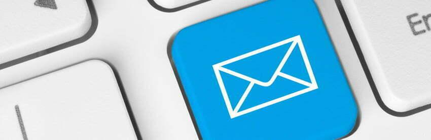 base de dados emails